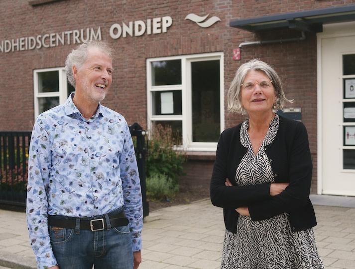Pensioen Niek en Anneke